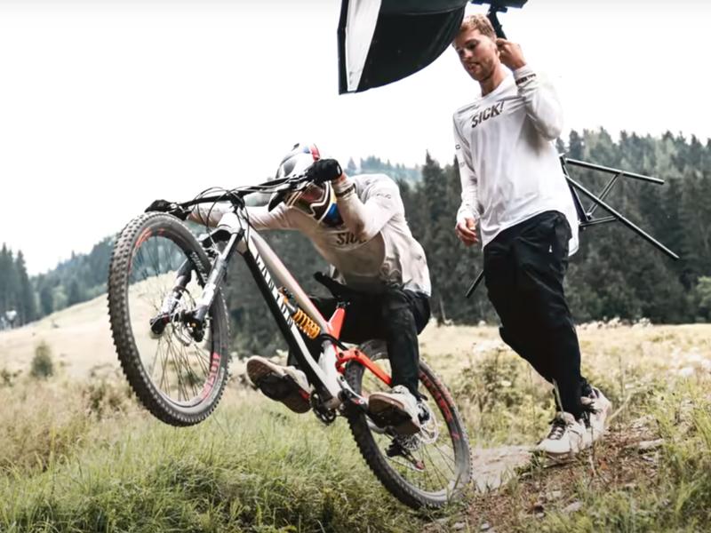 Chi è Fabio Wibmer? Ripercorri il 2020 del fenomeno di Canyon bici.