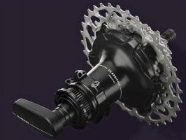 Classified Cycling POWERSHIFT sistema di cambiata