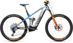 Bici eMTB Cube Stereo Hybrid 140 HPC Actionteam 625 Kiox  - 2021 actionteam - M (Mai Dire Bike, Formigine)