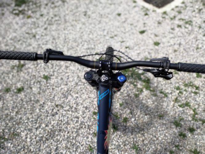 MTB da Downhill Devinci Wilson XP  2016 Matte Blue, Blue, Orange L
