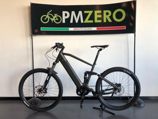 Pm Zero Full Suspension 01  2022 Metallic Brown M