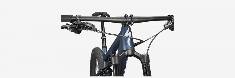 MTB da Cross Country Specialized Epic Expert EVO - 2021 Satin Cast Blue Metallic/Ice Blue - L (Tutto Moto e Bike, Tolmezzo)