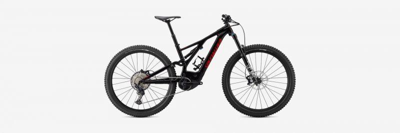 Bici eMTB Specialized Turbo Levo Comp  - 2021 Black/Flo Red,  - M (Tutto Moto e Bike, Tolmezzo)